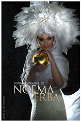 Noema Erba - soprano, Prague, Czech Republic